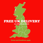 Free UK Mainland Delivery