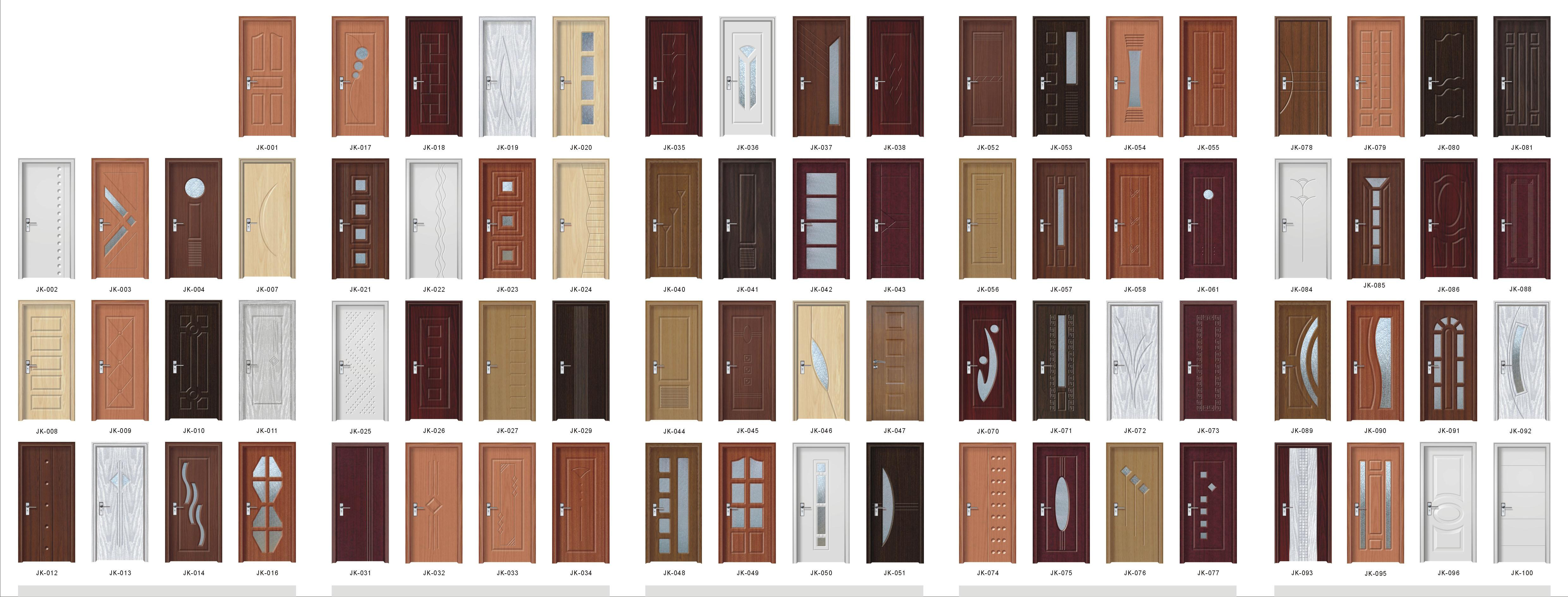 Commercial Interior Door Types