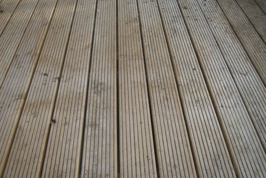 treated softwood decking boards